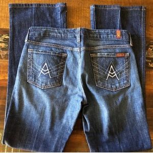 7 for all mankind A pocket sz 29